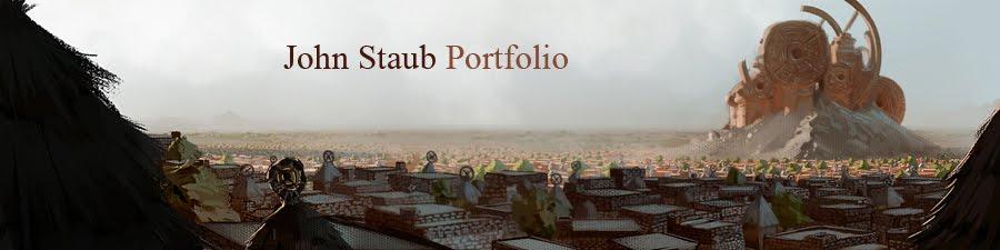 John Staub Portfolio