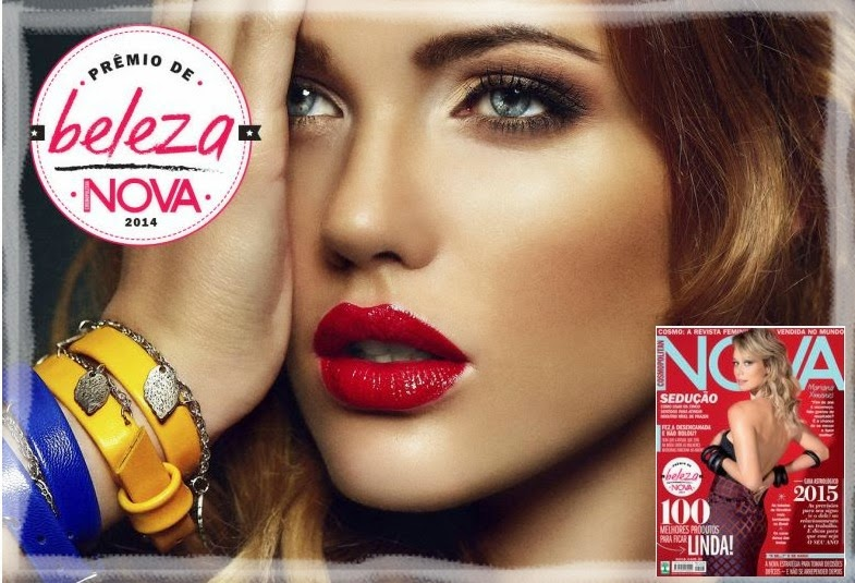 Prêmio Nova de Beleza 2014
