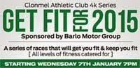 4k series in Clonmel...Every Wed...7th Jan-4th Feb
