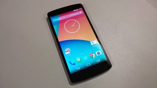 How to install the Nexus 5 Android 4.4 KitKat launcher