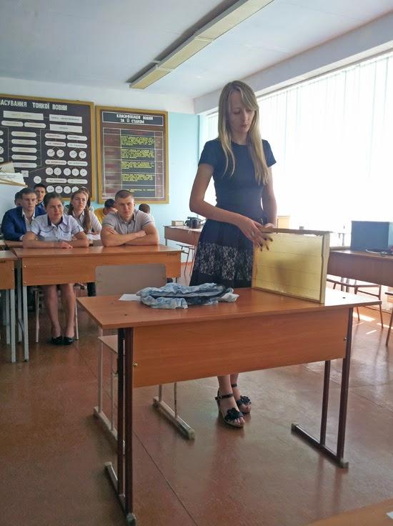 Етап практичного випробування на ДЕК бакалавра-технолога