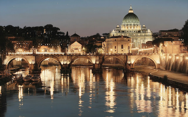 Beautiful Cities in Europe - Rome, Italy