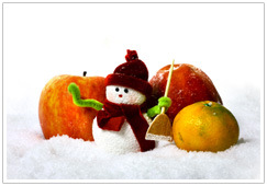 Χειμερινα Φρουτα και Λαχανικα