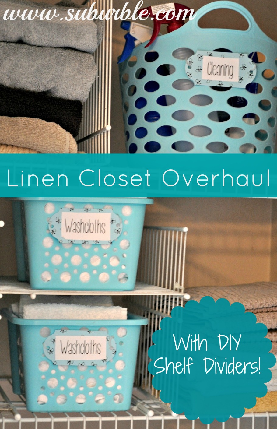 My Life is Embarrassing: The Linen Closet - Suburble