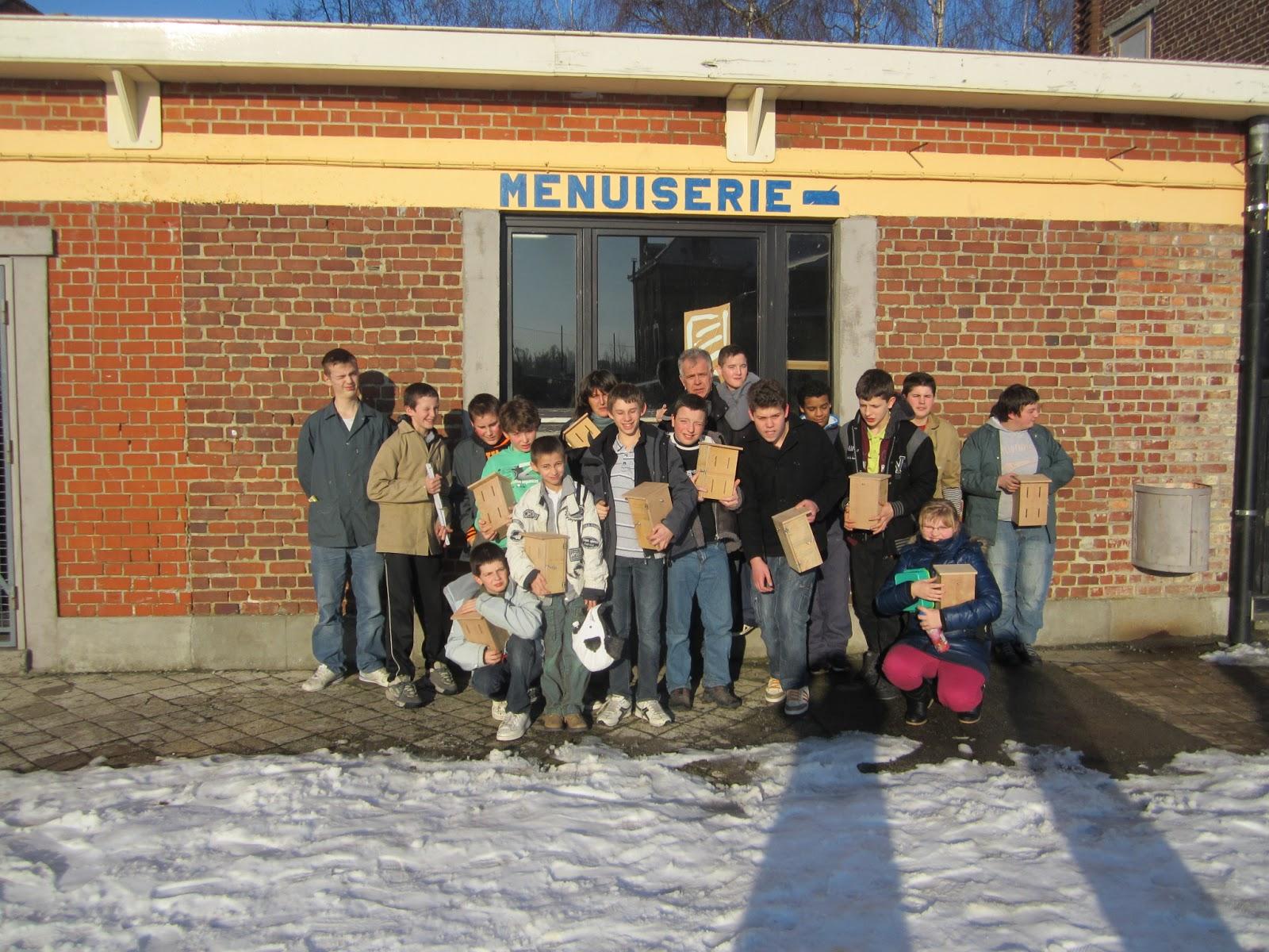 Ecole d 39 enseignement sp cialis les co 39 kain ils ont for Ils ont construit