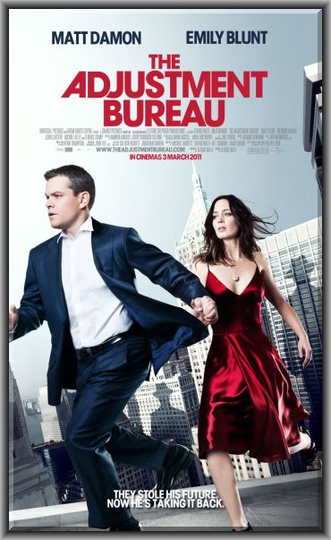 The Adjustment Bureau 2011 DVDRip H264 AAC 6CH – UNiQUE