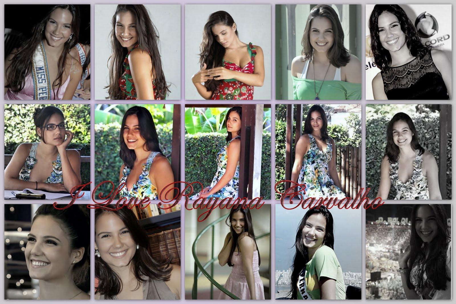 I ♥ Rayana Carvalho