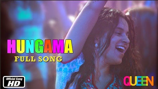 Hungama (Queen) HD Mp4 Video Song Download Free