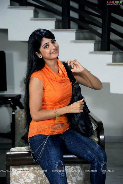 long hair kerala actress in jeans and Midi