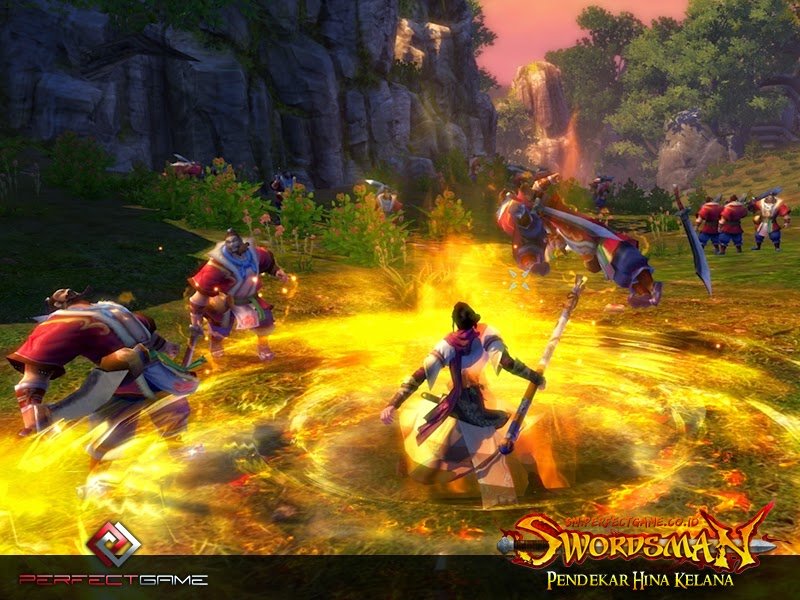 Download Wallpaper, Screenshot Dan Video Swordsman Online