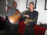 Jazz Duo from Jason Geh Entertainment