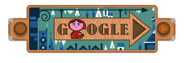 200th Anniversary of Grimm's Fairy Tales doodle