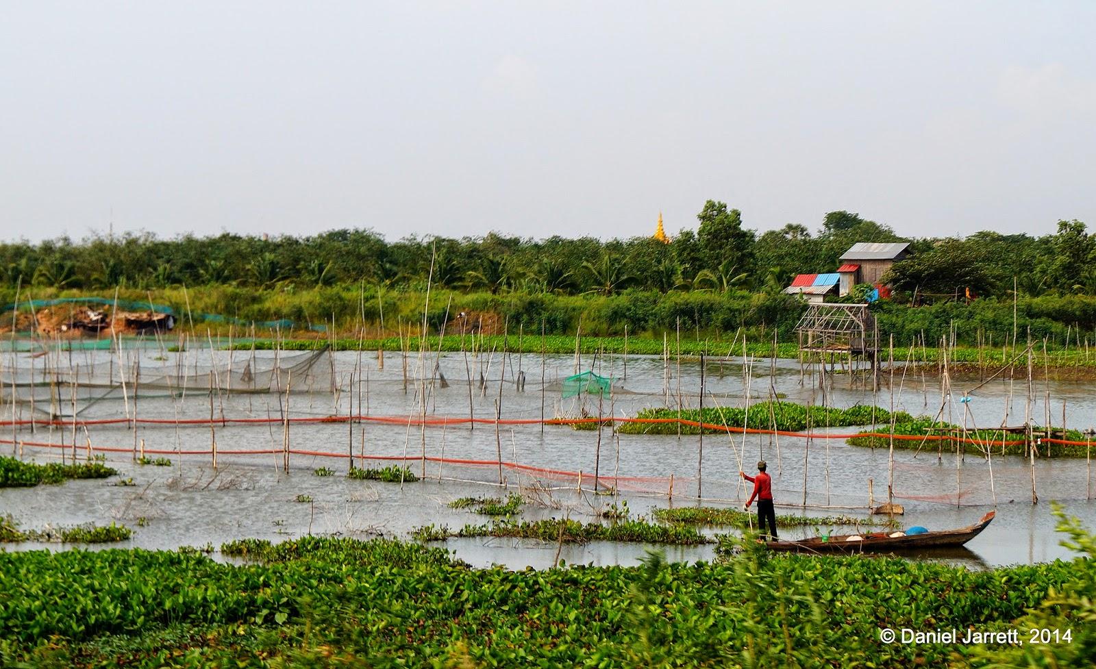 Fishing, Cambodia
