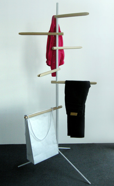 Cool Clothes Hangers and Modern Coat Hangers (25) 19