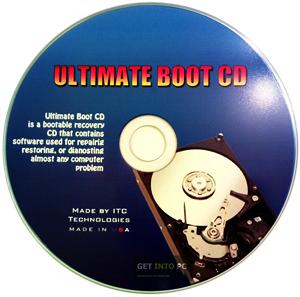 Ultimate Boot CD v5.3.1 ISO