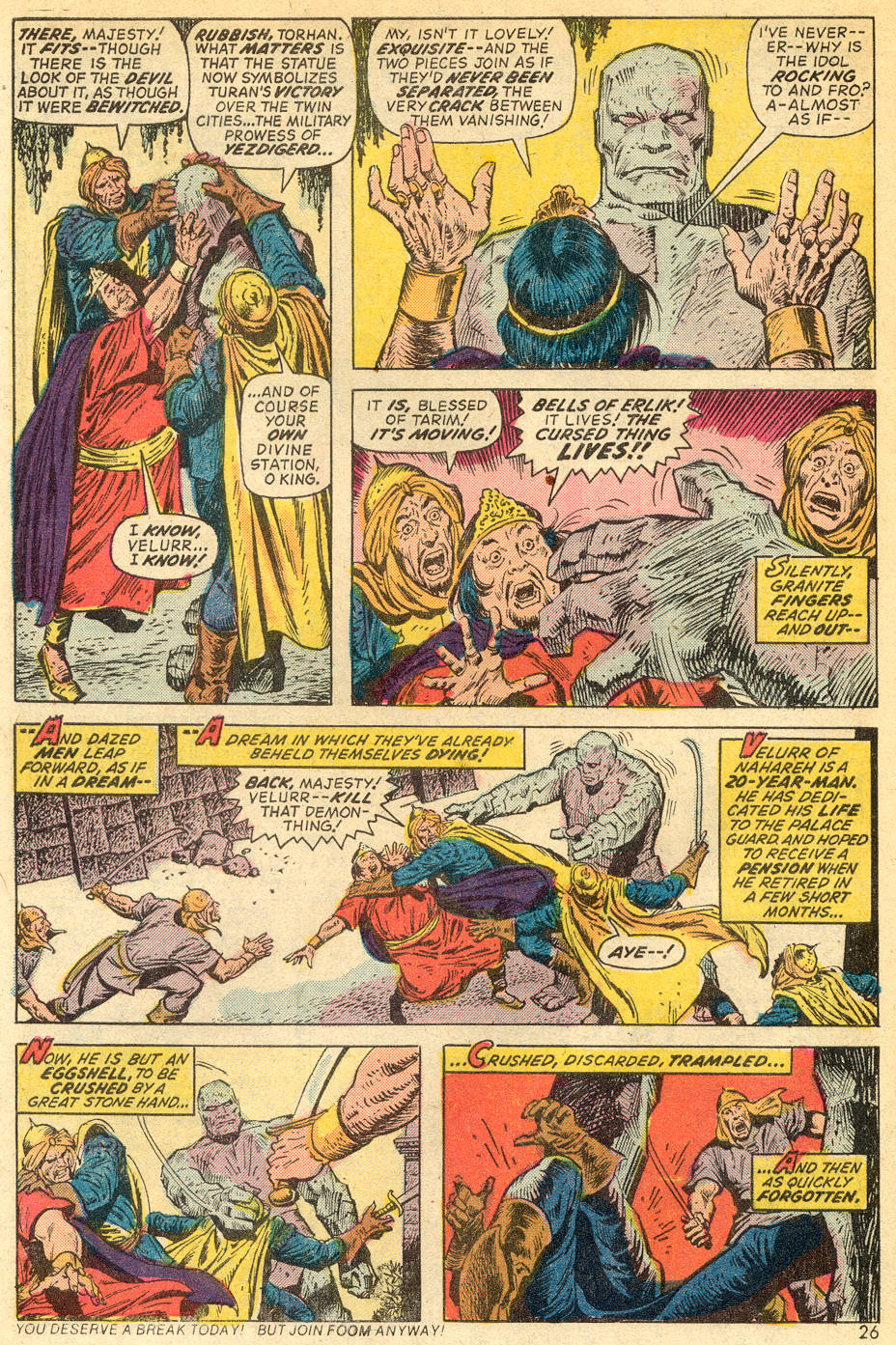 Conan the Barbarian (1970) Issue #36 #48 - English 15