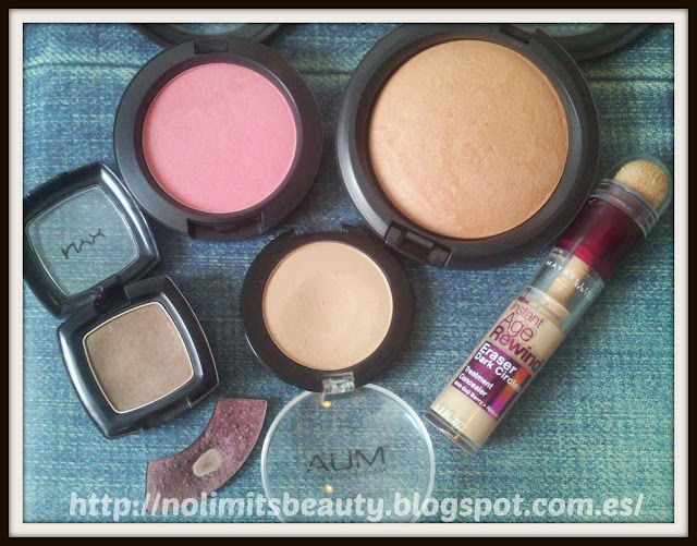 Favoritos de maquillaje: agosto 2013