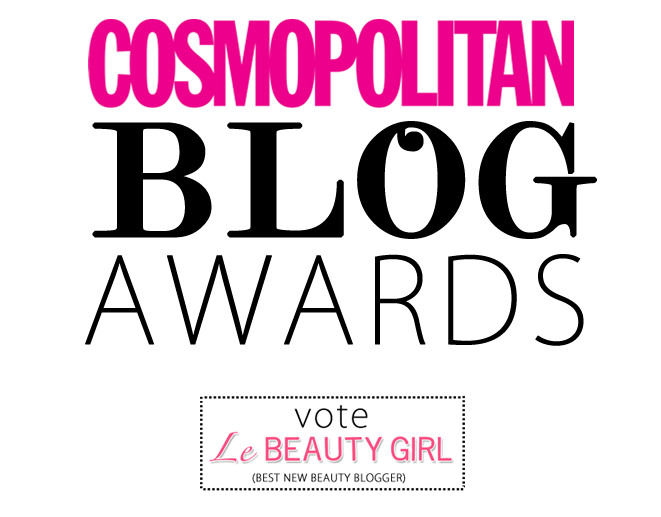 Cosmopolitan Blog Awards 2012