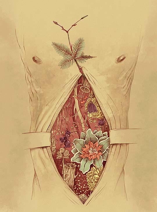 Ilustración de José Arboleda