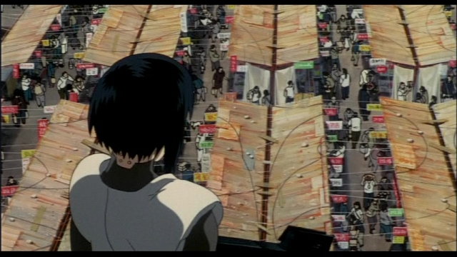 Hồn Ma Vô Tội, Ghost In The Shell
