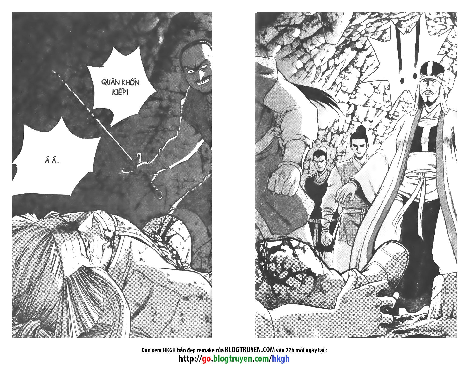Hiệp Khách Giang Hồ chap 314 Trang 21 - Mangak.info