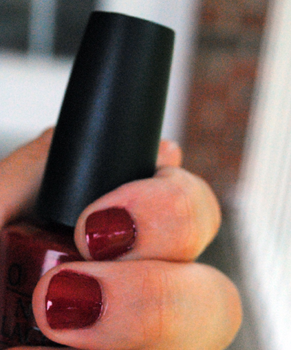 Opi Color To Diner For OPI Touring America | ...