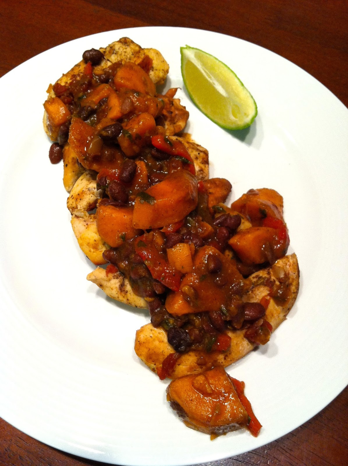 Slow-Cooker Latin Chicken with Black Beans and Sweet Potatoes recommendations