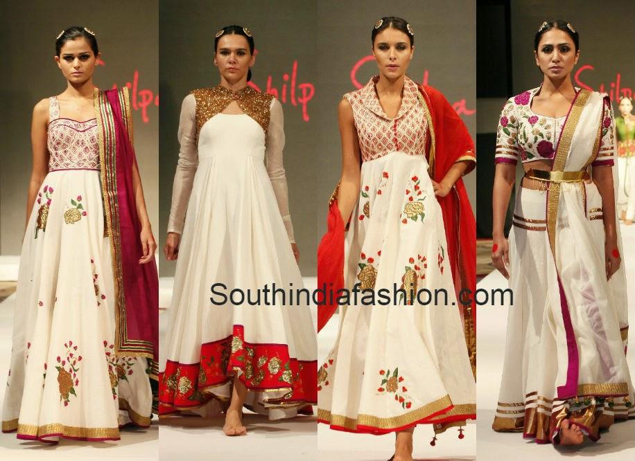 india fashion week dubai 2014 shilpa reddy