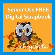 FREE Server Use Digital Scrapbook Kits