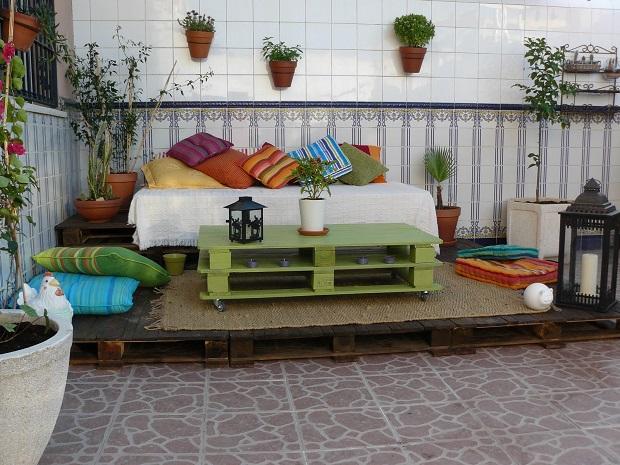 Construir un chillout Guia de jardin