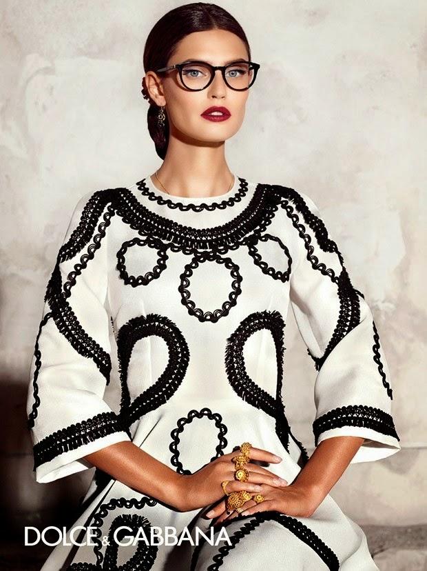 Dolce & Gabbana Eyewear Spring/Summer 2015 Campaign