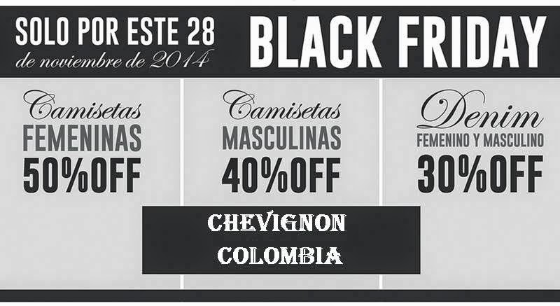 Black Friday 2014 Chevignon