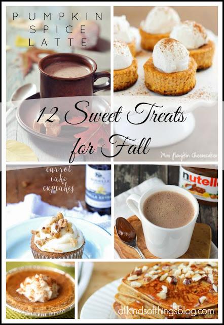 12 Sweet Treats for Fall
