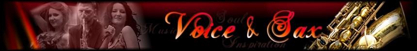Voice & Sax