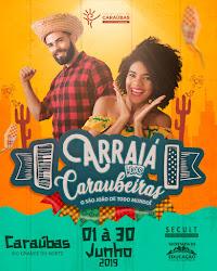 ARRAIÁ DAS CARAUBEIRAS 2019