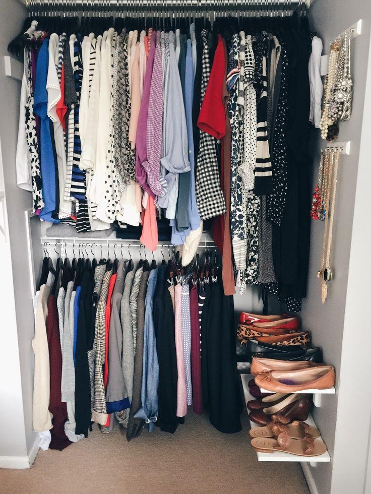 closet inventory