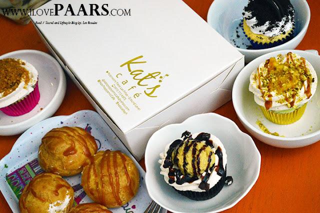 Kats Cafe - Robinsons Las Pinas