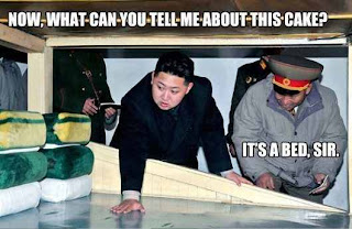 Jong Un Funny Cartoon Crazy