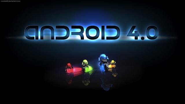 Ics Android Wallpaper