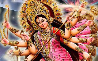 Navratri Parv Ki Khushi Shayari
