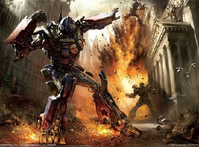 Paramount Films Transformers 4 Back-to-Back with Transformers 5