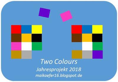 2 colours