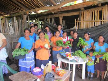 Cocina Nutritiva con Red de Promotores Comunitarios
