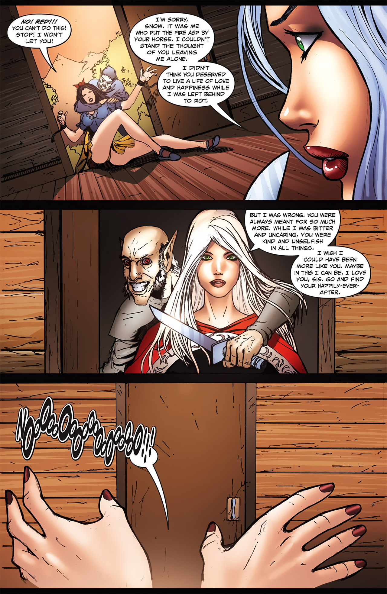 Grimm Fairy Tales (2005) Issue #23 #26 - English 21
