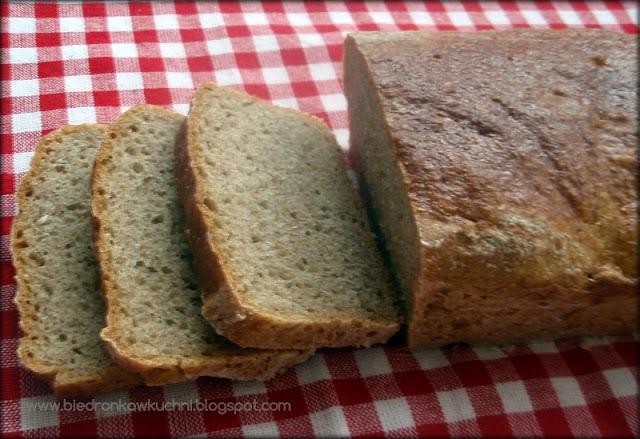 chleb z San Francisco, mąka pszenna, chleb, domowe pieczywo, domowy chleb