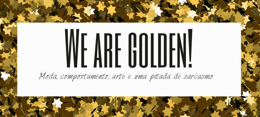We are Golden!