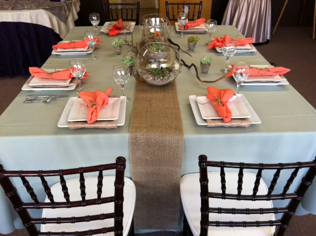 Lovely If You Are Interested In Full Size Burlap Table Linen, There Are Limited  Options Available As True Burlap Is Not Truly Washable.