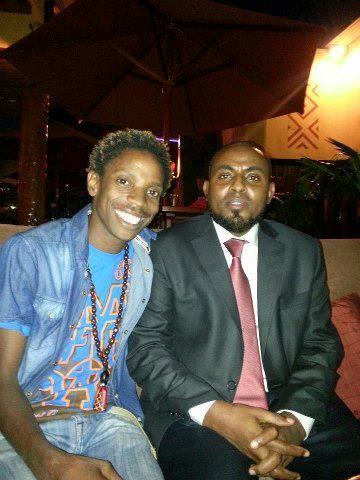 ERIC OMONDI and Mohammed Abduba Dida do a collabo…….Here is the ...