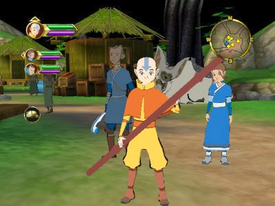 Free Download AVATAR The Last Airbender Game