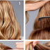 Half-Up Criss-Cross Hairstyle Tutorial For School Girl